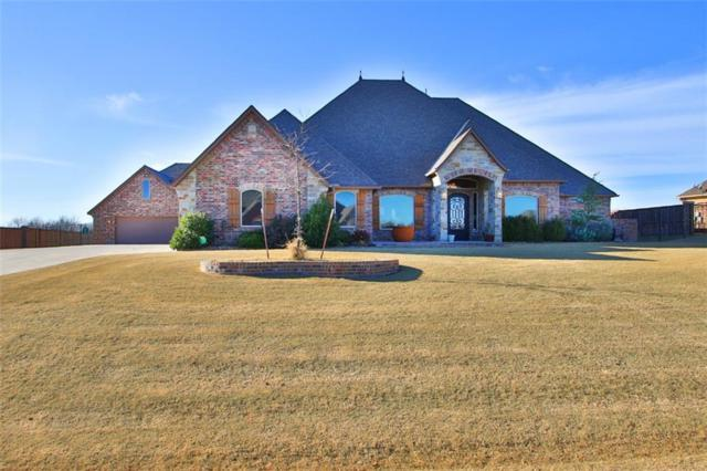15413 Turtle Lake Place, Oklahoma City, OK 73165 (MLS #803242) :: Wyatt Poindexter Group
