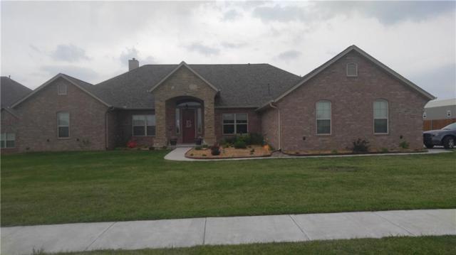 6008 SE 148th Street, Oklahoma City, OK 73165 (MLS #803286) :: Wyatt Poindexter Group