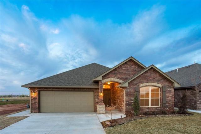 6901 NW 149 Street, Oklahoma City, OK 73142 (MLS #803320) :: Wyatt Poindexter Group