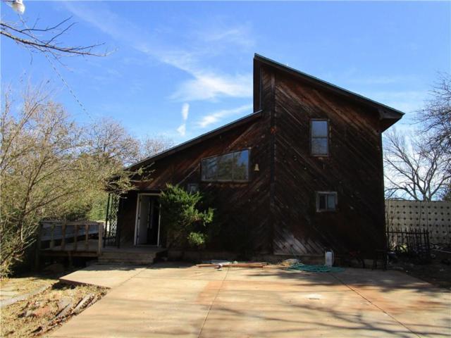 5100 S Hiwassee, Choctaw, OK 73020 (MLS #803373) :: Wyatt Poindexter Group