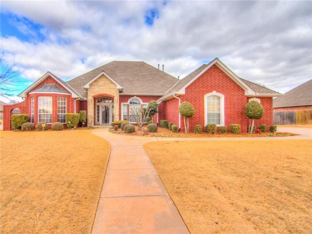 2421 SW 113th Terrace, Oklahoma City, OK 73170 (MLS #803388) :: Wyatt Poindexter Group