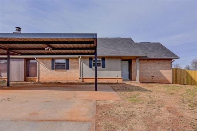 3801 Southwind Court, Oklahoma City, OK 73179 (MLS #803402) :: Wyatt Poindexter Group