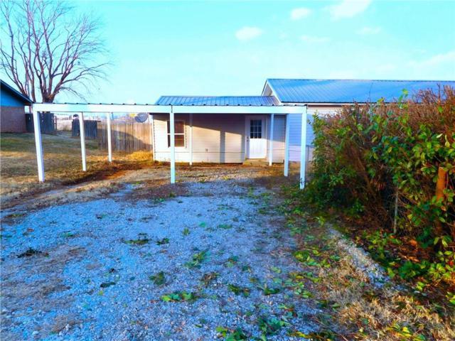 35633 E County Road 1631, Pauls Valley, OK 73075 (MLS #803477) :: Wyatt Poindexter Group