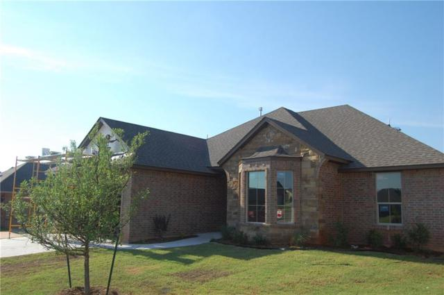 2516 SE 39th, Moore, OK 73160 (MLS #803505) :: Wyatt Poindexter Group