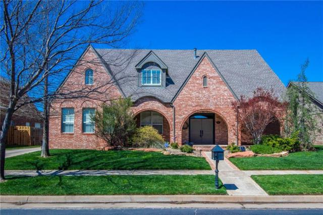 18101 Barrington Drive, Edmond, OK 73012 (MLS #803526) :: Homestead & Co