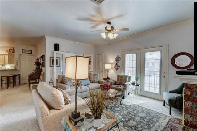 6162 N Brookline Avenue #4, Oklahoma City, OK 73112 (MLS #803563) :: Homestead & Co