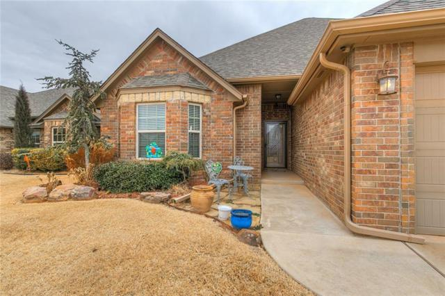 18212 Haslemere Lane, Edmond, OK 73012 (MLS #803640) :: Homestead & Co