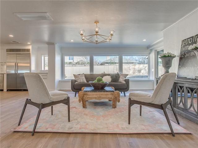 1221 Marlboro, Nichols Hills, OK 73116 (MLS #803660) :: Homestead & Co