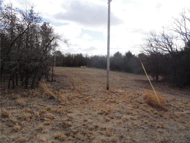 13 Cowboy Days Road, Wanette, OK 74878 (MLS #803688) :: Wyatt Poindexter Group