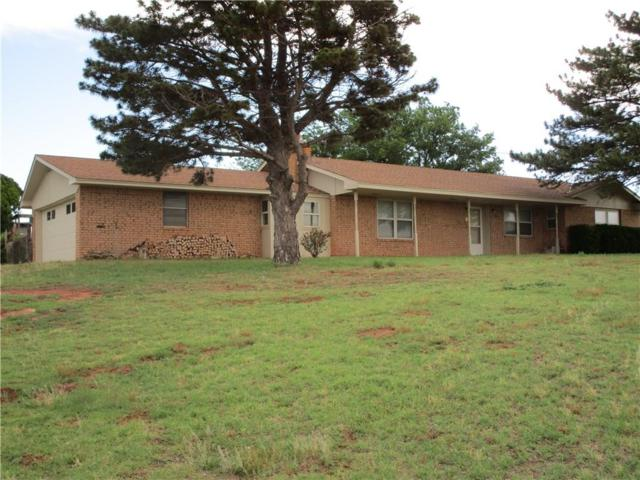 20513 E Cr 159, Altus, OK 73521 (MLS #803798) :: Wyatt Poindexter Group