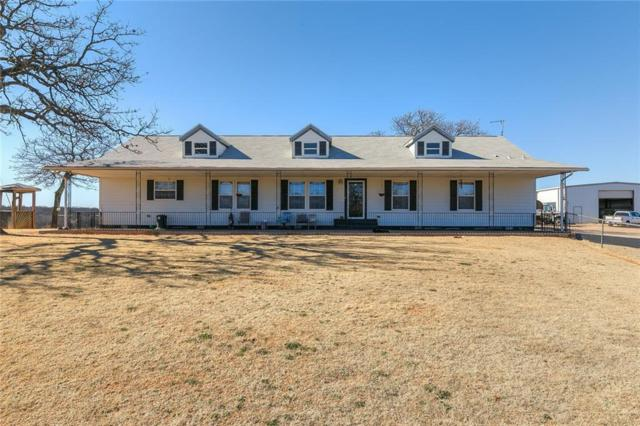 8433 N Pottawatomie Road, Harrah, OK 73045 (MLS #803845) :: UB Home Team