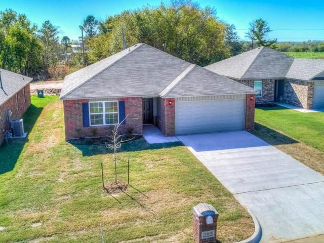 2129 Bosc Drive, Newcastle, OK 73065 (MLS #803925) :: Homestead & Co