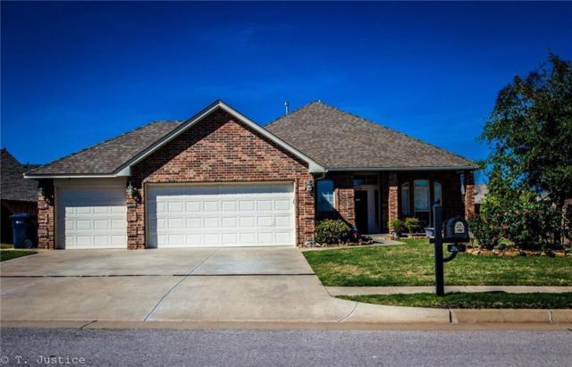 2605 SW 140th Street, Oklahoma City, OK 73170 (MLS #803998) :: Wyatt Poindexter Group