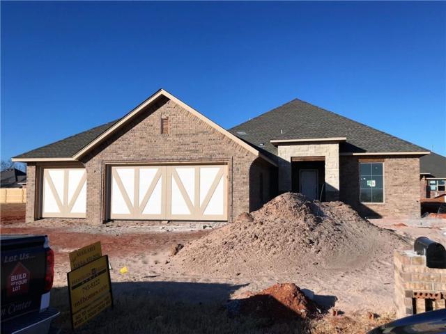 4605 Mccann Avenue, Mustang, OK 73064 (MLS #804133) :: Wyatt Poindexter Group