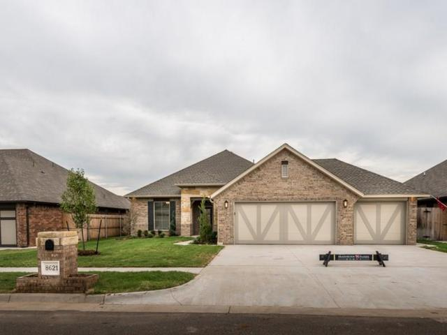 8621 NW 110th Street, Oklahoma City, OK 73162 (MLS #804134) :: Wyatt Poindexter Group