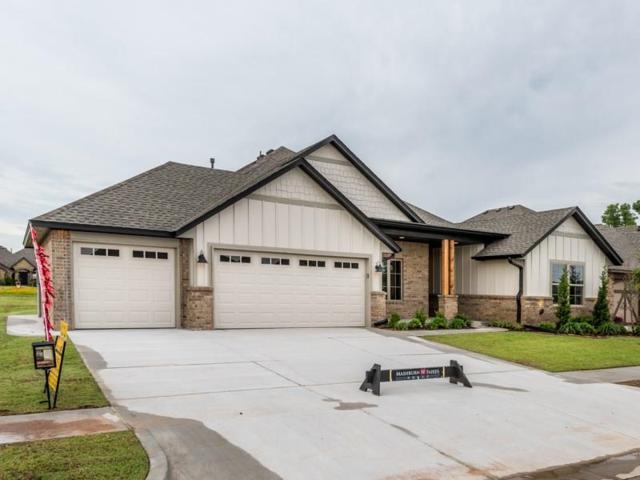 8616 NW 110th Street, Oklahoma City, OK 73162 (MLS #804139) :: Wyatt Poindexter Group