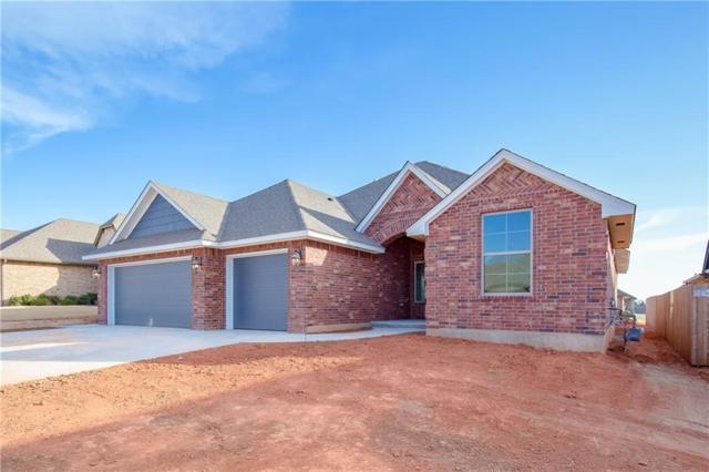 1800 NE 26th St, Moore, OK 73160 (MLS #804141) :: Wyatt Poindexter Group