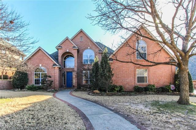 4404 Brookfield Drive, Norman, OK 73072 (MLS #804193) :: Wyatt Poindexter Group