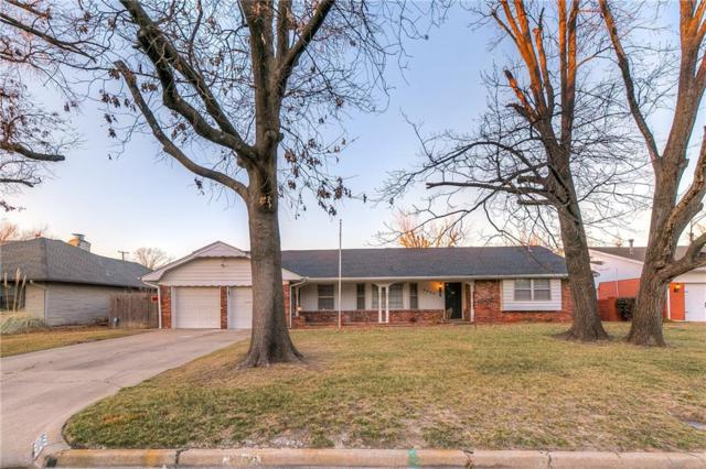 4909 NW 35th Street, Oklahoma City, OK 73122 (MLS #804227) :: Wyatt Poindexter Group