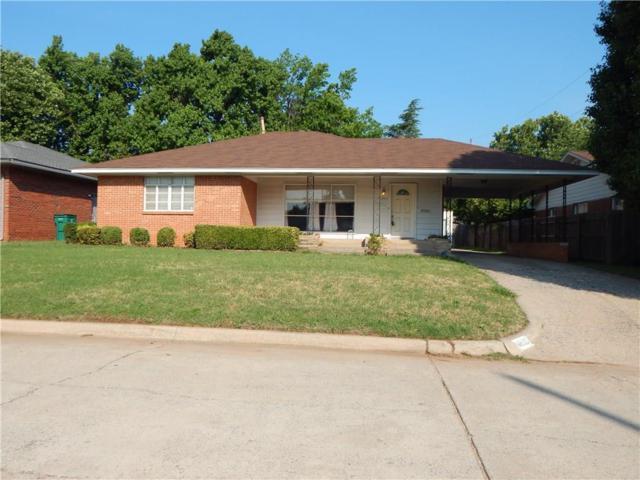 4605 N Virginia Avenue, Oklahoma City, OK 73118 (MLS #804286) :: Wyatt Poindexter Group