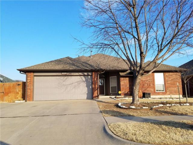 14312 Sylena Way, Oklahoma City, OK 73170 (MLS #804572) :: Wyatt Poindexter Group