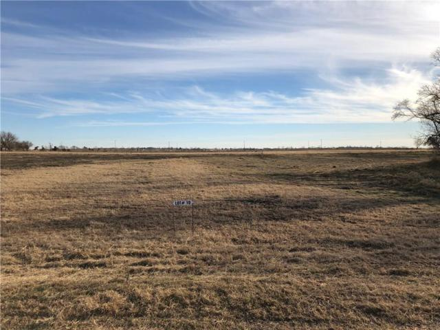 1175 Whitetail Circle, Guthrie, OK 73044 (MLS #804635) :: Homestead & Co