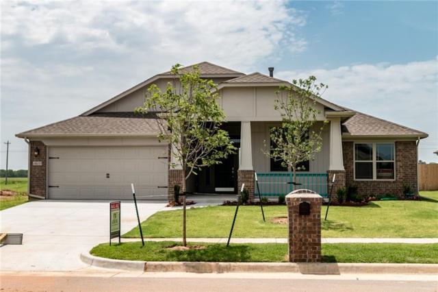 16113 Tall Grass Drive, Moore, OK 73170 (MLS #804819) :: Wyatt Poindexter Group