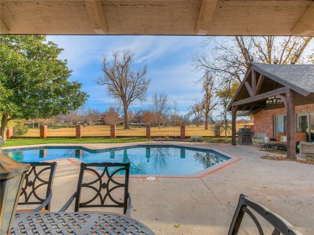 3340 Oak Hollow Road, Oklahoma City, OK 73120 (MLS #804925) :: Wyatt Poindexter Group