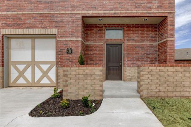 457 S Fretz Avenue, Edmond, OK 73003 (MLS #805123) :: KING Real Estate Group