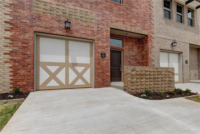 461 S Fretz Avenue, Edmond, OK 73003 (MLS #805132) :: KING Real Estate Group