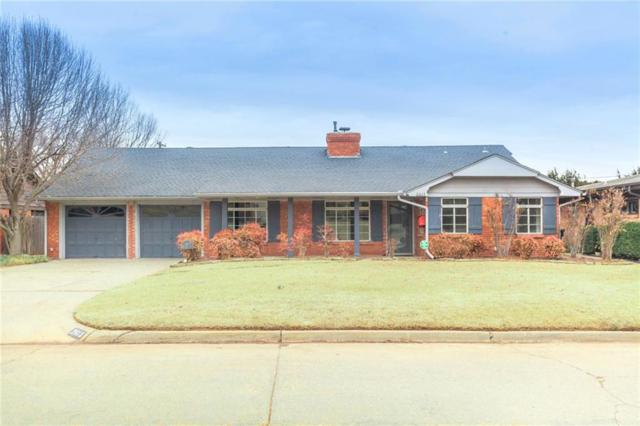 2613 NW 67th Street, Oklahoma City, OK 73116 (MLS #805136) :: Wyatt Poindexter Group