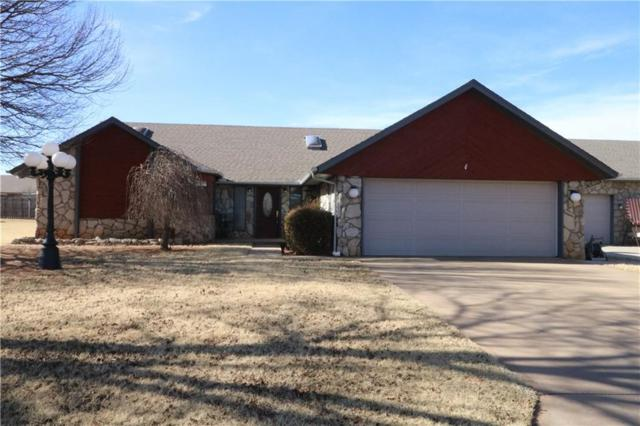 309 Sondra, Elk City, OK 73644 (MLS #805263) :: Wyatt Poindexter Group