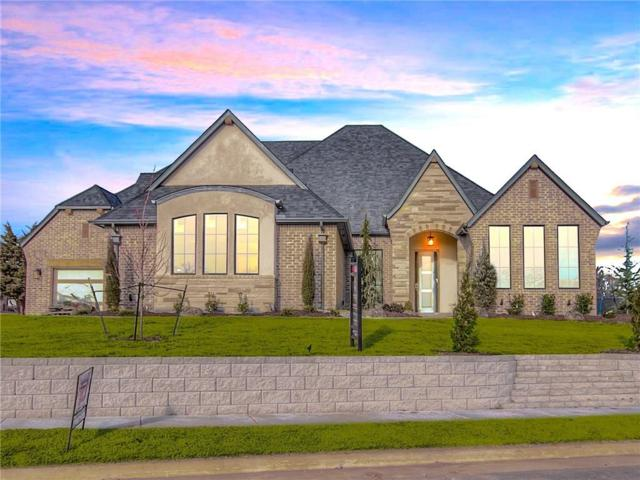 1009 Falls Bridge Court, Edmond, OK 73034 (MLS #805342) :: Wyatt Poindexter Group