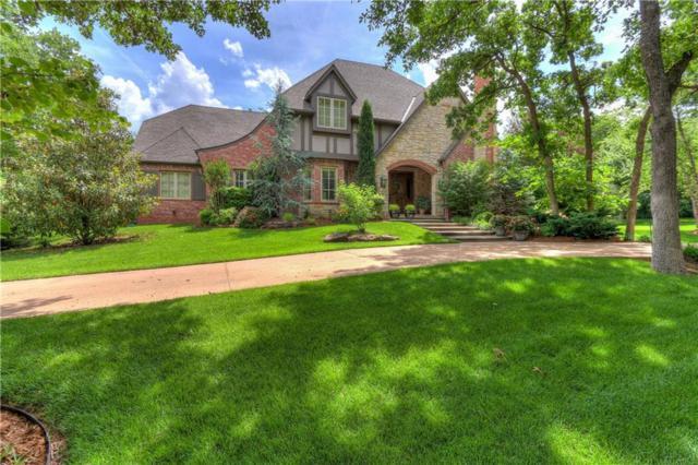 1604 Redbud Hollow, Edmond, OK 73034 (MLS #805344) :: Wyatt Poindexter Group