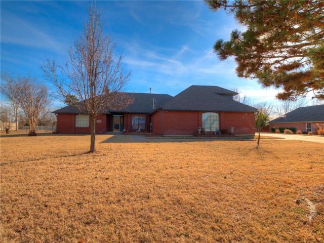 10020 SE 57th Street, Oklahoma City, OK 73150 (MLS #805591) :: Wyatt Poindexter Group