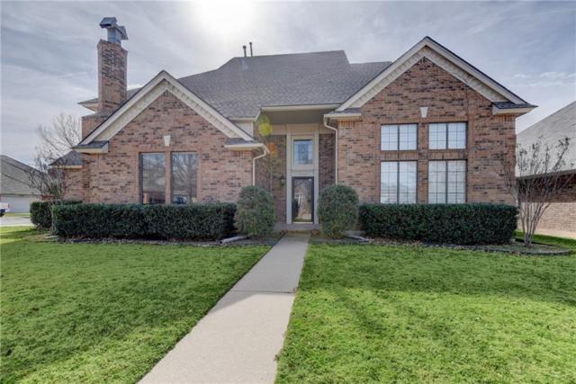 4104 NW 144th Street, Oklahoma City, OK 73134 (MLS #805655) :: Homestead & Co