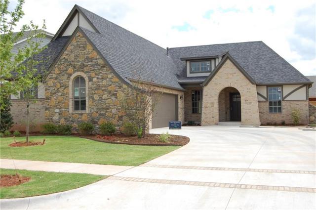 13525 Stonedale Drive, Oklahoma City, OK 73142 (MLS #805669) :: Wyatt Poindexter Group