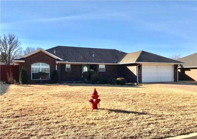 108 Calhoon, Elk City, OK 73644 (MLS #805780) :: Wyatt Poindexter Group