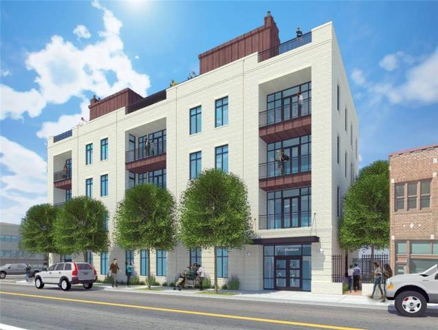 701 N Hudson Avenue #402, Oklahoma City, OK 73102 (MLS #805890) :: Meraki Real Estate