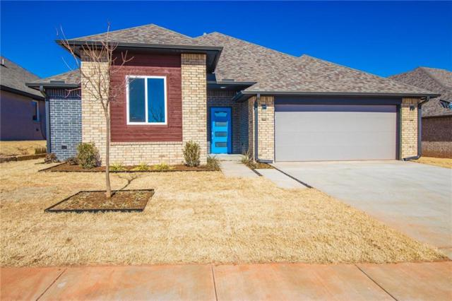 13817 Village Run, Piedmont, OK 73078 (MLS #805996) :: Wyatt Poindexter Group