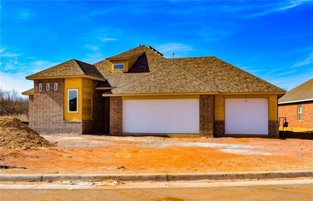 13913 Village Run, Piedmont, OK 73078 (MLS #806062) :: Wyatt Poindexter Group