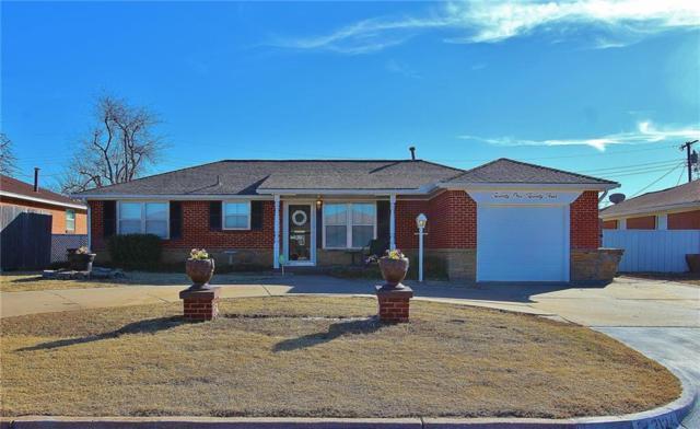 2124 SW 63rd Street, Oklahoma City, OK 73159 (MLS #806109) :: Wyatt Poindexter Group