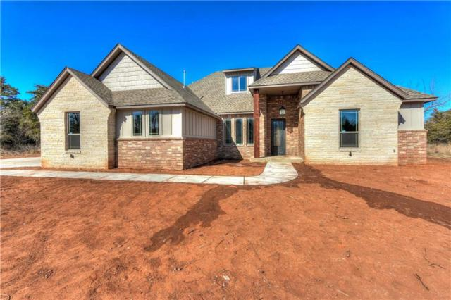 8917 SW 111th Street, Oklahoma City, OK 73173 (MLS #806159) :: Wyatt Poindexter Group