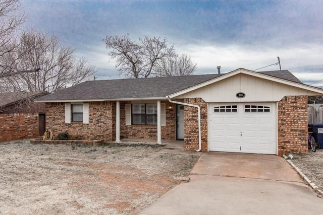 606 W Taylor Street, Purcell, OK 73080 (MLS #806290) :: Wyatt Poindexter Group