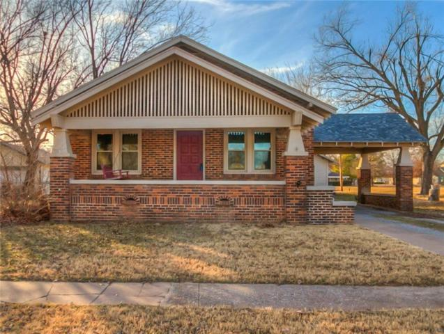 309 S Grand Street, Crescent, OK 73028 (MLS #806305) :: Wyatt Poindexter Group