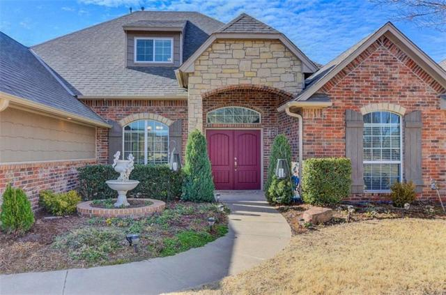 2008 Hallbrooke Drive, Norman, OK 73071 (MLS #806375) :: Homestead & Co