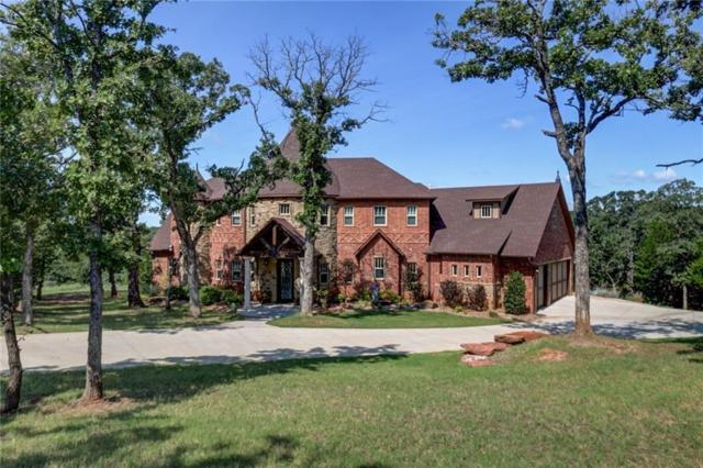 2507 Riva Way, Arcadia, OK 73007 (MLS #806400) :: Wyatt Poindexter Group