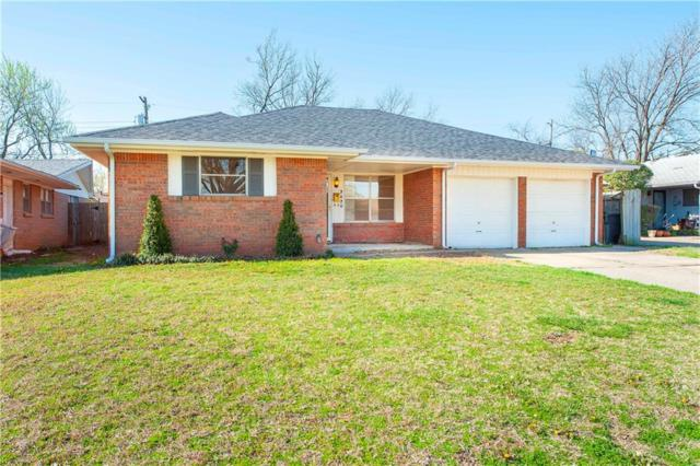 2020 Meeker Drive, Oklahoma City, OK 73120 (MLS #806469) :: Wyatt Poindexter Group
