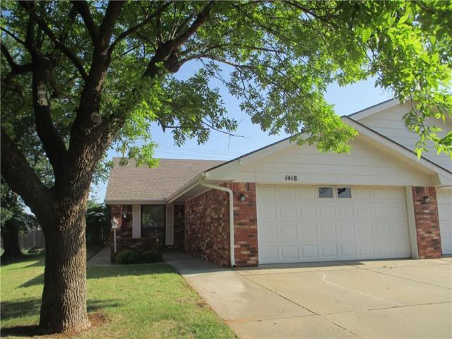 1418 E Proctor, Weatherford, OK 73096 (MLS #806576) :: KING Real Estate Group