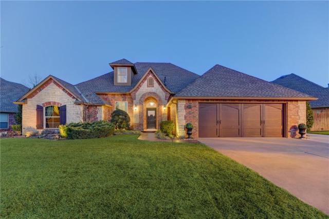 15520 Brook Hill Drive, Edmond, OK 73013 (MLS #806616) :: Barry Hurley Real Estate